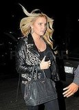 Jessica Simpson Is All Smiles and Secrets in NYC