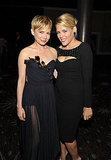 Busy Philipps was on hand to party with Michelle Williams at the gala for the 2011 Hollywood Film Awards.