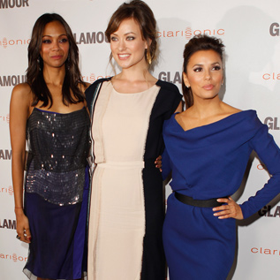 Eva Longoria at Glamour Reel Moments Afterparty Pictures