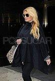 Jessica Simpson took a stroll in NYC.
