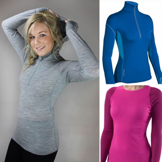 Long-Sleeve Layers For 40-Degree Runs