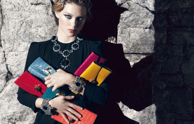 Prada Resort 2012 Campaign