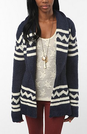Fall Shopping: Chunky Cardigans
