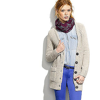 Best Chunky Cardigans For Fall 2011