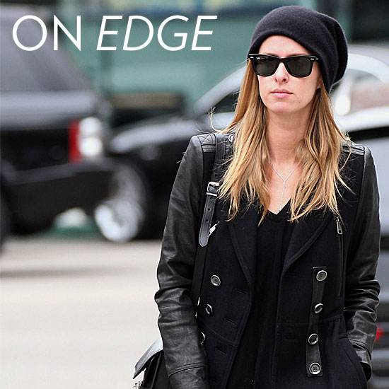 These Celebs Rock an Edgy Alternative to Fall's Preppy Classics — and You Can, Too