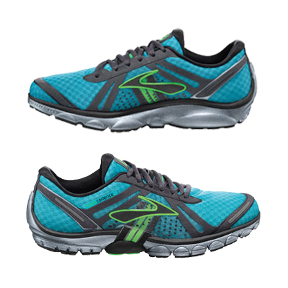 Review of Brooks PureCadence PureProject Running Shoe