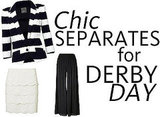 Derby Day Shopping Guide: Try Chic Separates instead of a Dress from Lover, Portmans, Alannah Hill, Dotti, Marcs & more!