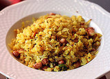 Savory Rice With Peanuts
