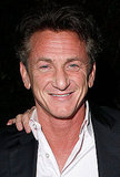 Sean Penn at the 2011 amfAR Inspiration Gala.