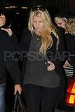 Possibly pregnant Jessica Simpson headed to dinner in NYC.