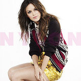 Rachel Bilson strikes a pose for Nylon magazine.