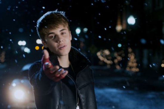 "Best Use of ""Shawty"" For Christmas: Justin Bieber's ""Mistletoe"""