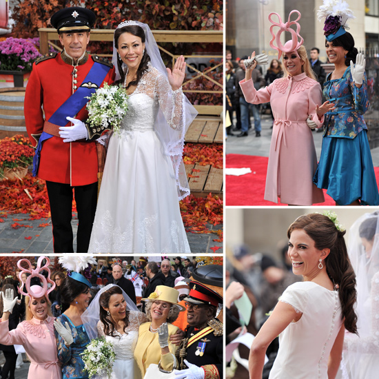 The Today Show Gang Goes All Out With Royal Wedding Halloween Costumes!