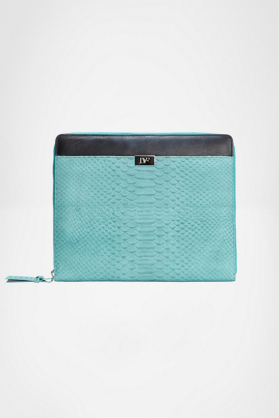 Embossed Python iPad Case ($275)