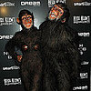 Heidi Klum Monkey Costume Halloween Pictures