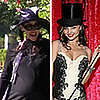 Celebrities in Halloween Costumes 2011