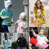 Sarah Jessica Parker Heads Down Under as Matthew Broderick Trick-or-Treats With the Kids