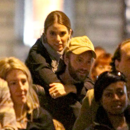 Nikki Reed and Paul McDonald Pictures in Rome