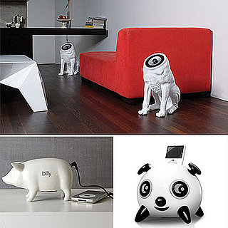 Animal Shaped Docking Station and Speakers