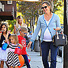 Celebrities and Their Children Pictures Nov. 1, 2011