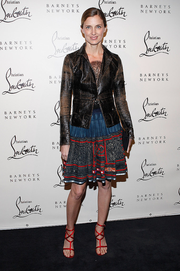 Christian Louboutin 20th Anniversary Party at Barneys
