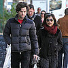 Zoe Kravitz Pictures in NYC With Boyfriend Penn Badgley