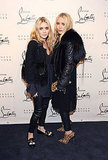 Mary-Kate and Ashley Olsen stepped out in style for an NYC event.
