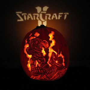 StarCraft 2 Pumpkin