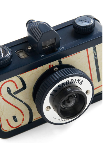 La Sardina Cameras Add a Touch of Flare to Your Photography Tool Kit