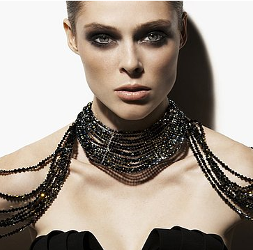 Coco Rocha For Senhoa Charity Jewelry Collection