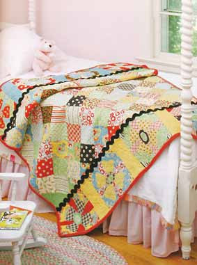 Baby It's You Quilt and Bag Patterns ($17)