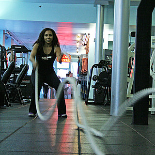 How to Use Battle Ropes at the Gym