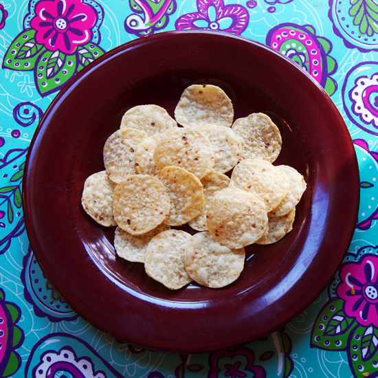 Tostitos Bite Size Rounds