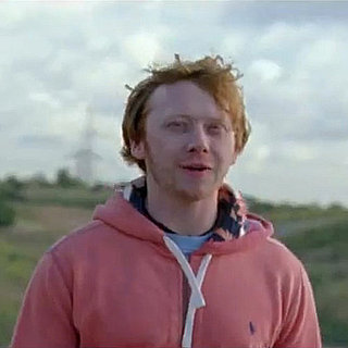 Rupert Grint in Ed Sheeran Music Video