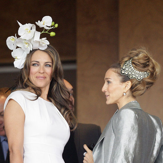 Stars (Head)Dress to Impress at Australia's Crown Oaks