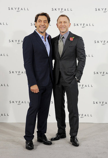 James Bond Hotties Daniel and Javier Announce the Start of Production, New Film Details!