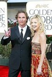 Matthew McConaughey looked dapper on the red carpet with Kate Hudson at the Golden Globes in January 2003.
