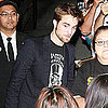 Robert Pattinson Pictures Outside Kimmel LA Studios