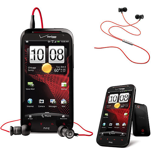 HTC Rezound Beats Audio Smartphone