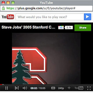 Google+ Gets YouTube Streaming