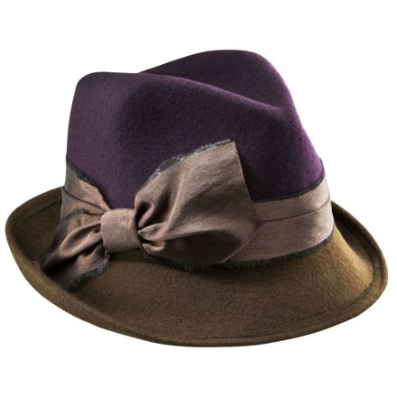 For the Glamour Puss (Who Looks Great in Hats)