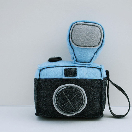 Diana Felt Plush Camera