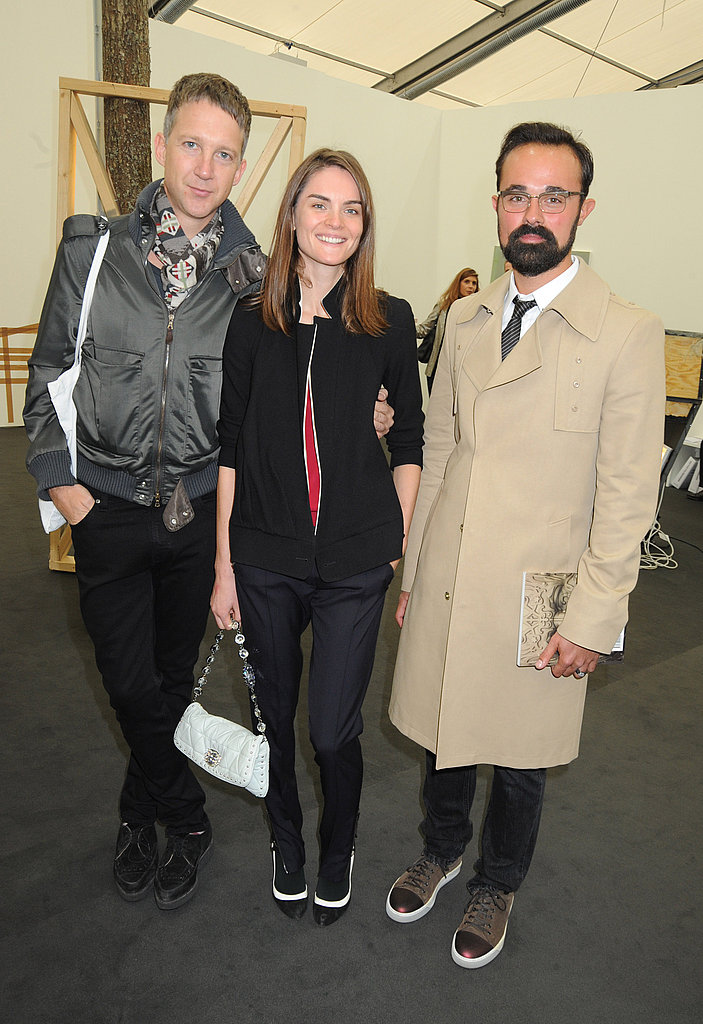 October 2009: Frieze Art Fair private viewing