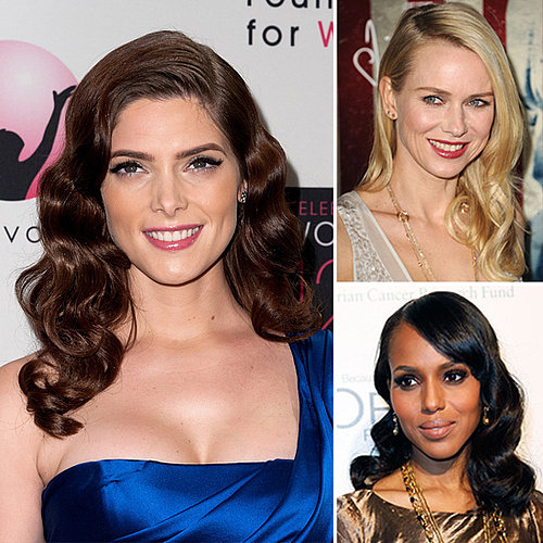 Who Had the Best Retro-Waves Hairstyle This Week?