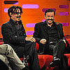 Johnny Depp, Carey Mulligan on Graham Norton Show Pictures
