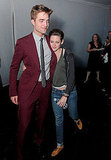 Robert Pattinson and Kristen Stewart held on to each other at the LA afterparty for Eclipse in June 2010.