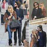 Sienna Miller and Tom Sturridge Show Their Love in Venice