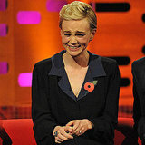 Carey Mulligan couldn't keep a straight face on The Graham Norton Show.