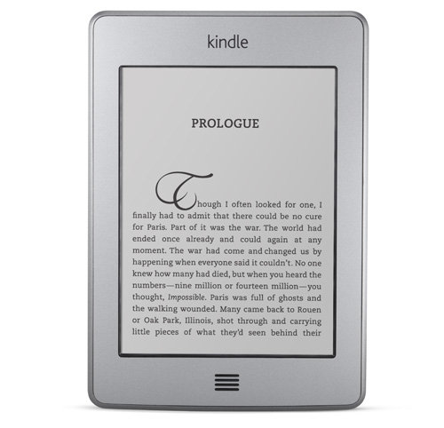 Kindle Touch 3G ($149)