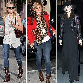 Celebrity Style Quiz For October 31, 2011